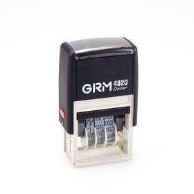 GRM 4820L. Датер 4 мм латинский