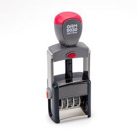 GRM 5030. Металлический датер, 4 мм, цифр.
