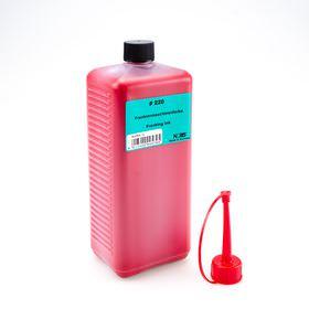 Noris #220 1L. - штемпельная краска на масляной основе, красная