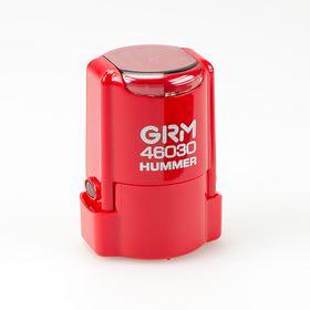 GRM 46030 Hummer, корпус красный глянцевый