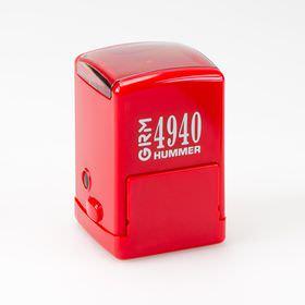 GRM 4940 Hummer, red