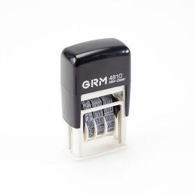 GRM 4810L - Мини-датер, латинский
