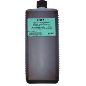 Noris #325 1L - черная краска для хлопковых тканей
