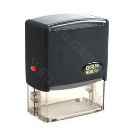 Комплект штамп нотариуса GRM 600